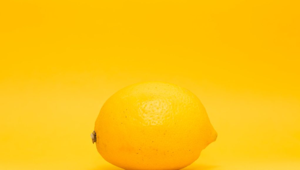 Lemon and reflux and GERD and dysphagia