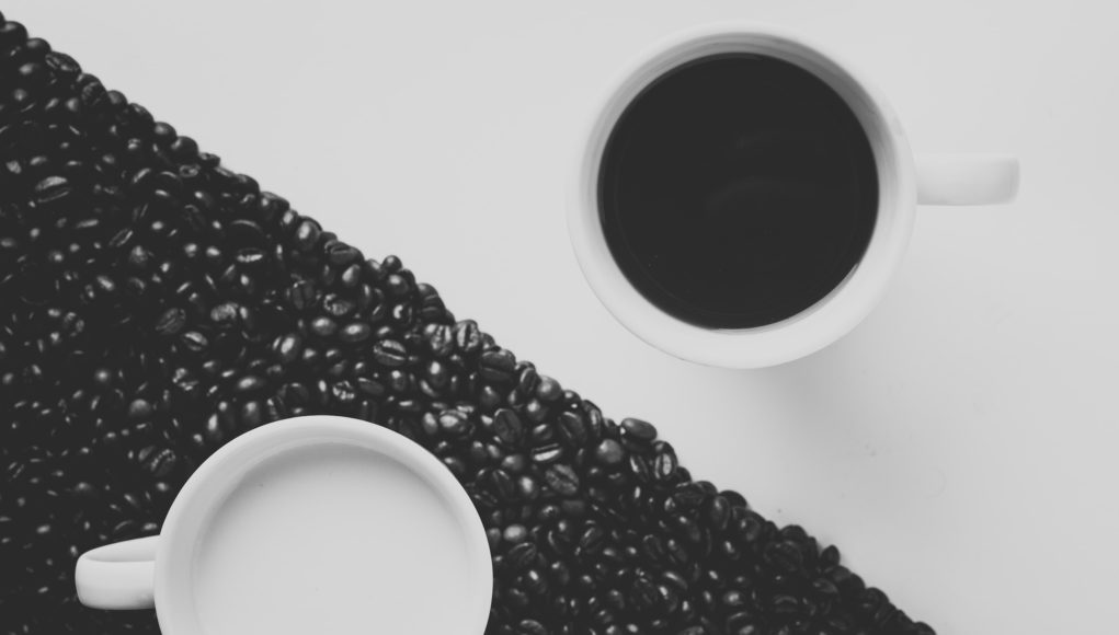 black and white coffee and dysphagia and aspiration