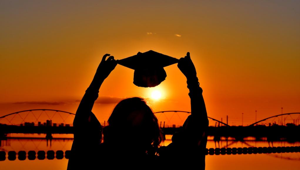 Graduation Sunset